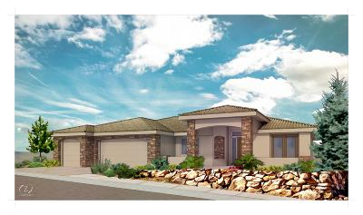 Washington Single Family Home For Sale: 1954 N Sunset Mesa Loop #Lot 53