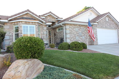 St George Single Family Home For Sale: 145 N Mall Dr #62