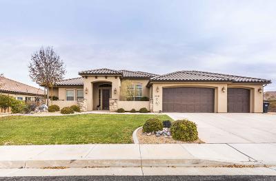Hurricane Single Family Home For Sale: 2641 S Tanner Cir