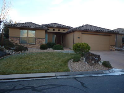 St George Single Family Home For Sale: 805 S Dixie Dr #16