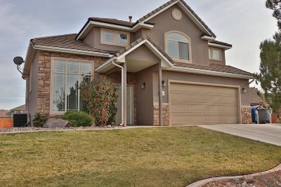 Washington Single Family Home For Sale: 2443 Harvest Ln