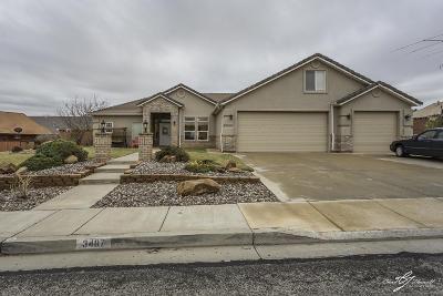 Santa Clara Single Family Home For Sale: 3487 Sagebrush Dr
