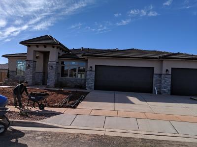 Santa Clara Single Family Home For Sale: Lot 409 Monte Vista Dr