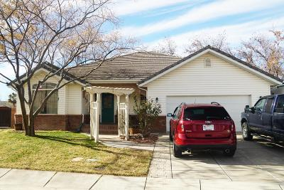 Hurricane Single Family Home For Sale: 330 S 760 W