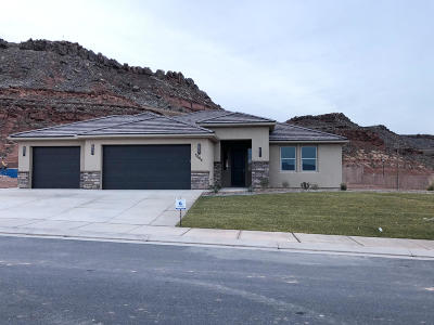 St George Single Family Home For Sale: 3064 E Conifer Ridge Dr