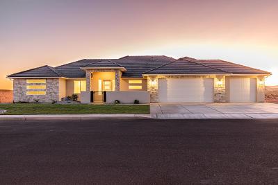 Washington Single Family Home For Sale: 54 S Rocky Point Cir