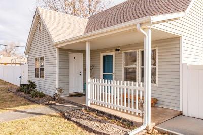 Hurricane Single Family Home For Sale: 290 N 100 W