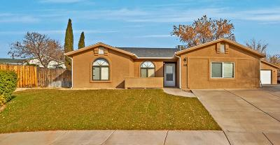 St George Single Family Home For Sale: 512 N 2270 E Circle