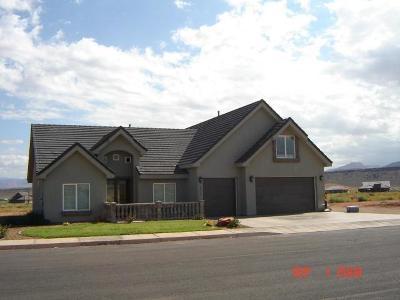 Hurricane Single Family Home For Sale: 2671 S Wilson Dr