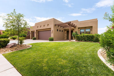 St George UT Single Family Home For Sale: $789,900