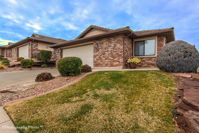 St George Single Family Home For Sale: 2118 S Legacy Dr
