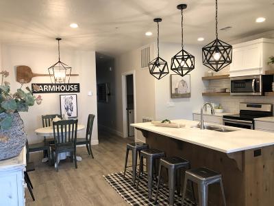 Washington Condo/Townhouse For Sale: 3980 S Jackson Drive #8