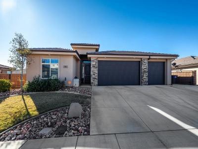 Washington Single Family Home For Sale: 526 E Ruby Place
