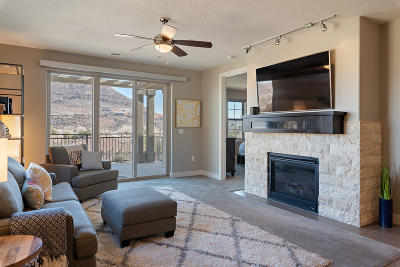 St George Condo/Townhouse For Sale: 810 S Dixie #1425