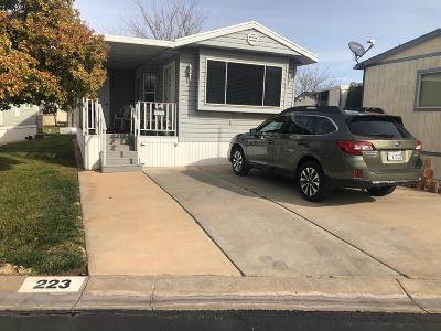 Washington Single Family Home For Sale: 1160 E Telegraph St #223