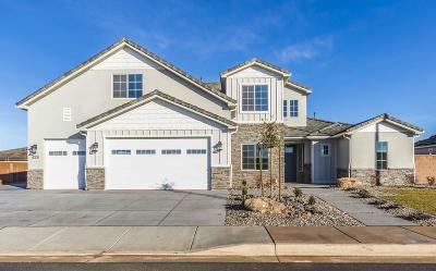 Washington Single Family Home For Sale: 429 E Treasure Valley Road