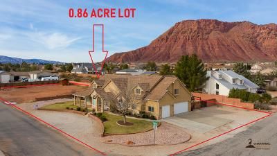 Ivins Single Family Home For Sale: 777 E Mesa Vista Dr