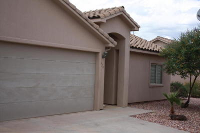 Hurricane Single Family Home For Sale: 478 N 2480