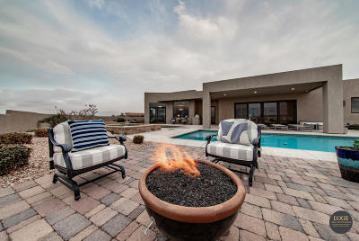 St George Single Family Home For Sale: 2040 Pinnacle Cir