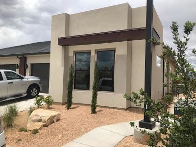 Ivins, Santa Clara, St George, Washington Single Family Home For Sale: 1242 W Wickman Dr
