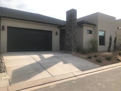 Ivins, Santa Clara, St George, Washington Single Family Home For Sale: 1202 W Wickham Dr