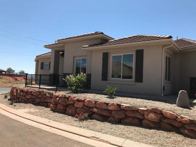 St George  Single Family Home For Sale: 1071 Montana Ln