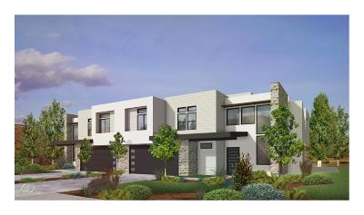 Washington Condo/Townhouse For Sale: 2286 N Double Eagle Ln #8
