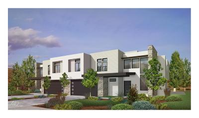 Washington Condo/Townhouse For Sale: 2289 N Double Eagle Ln #3