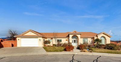 Hurricane Single Family Home For Sale: 292 N 2620 W