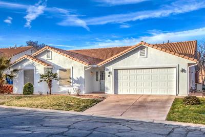 Ivins, Santa Clara, St George, Washington Single Family Home For Sale: 210 N Mall Dr #12
