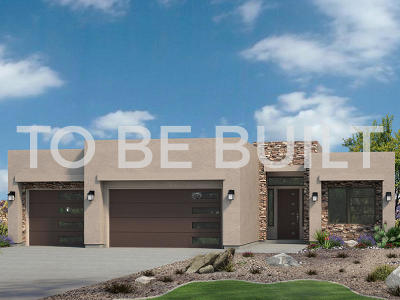 St George  Single Family Home For Sale: Lot 33 Firepit Knoll Dr