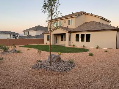 St George Single Family Home For Sale: 2255 S 2160 E