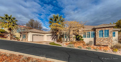 Washington Single Family Home For Sale: 1094 W Shadow Cir