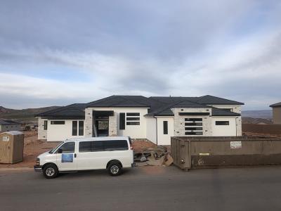 Washington Single Family Home For Sale: 1778 N Vantage Point Dr