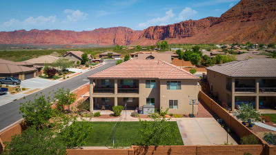 Ivins Single Family Home For Sale: 363 W Talon Way