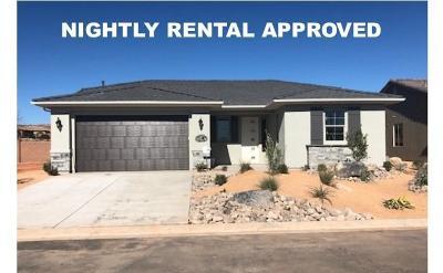 Washington Single Family Home For Sale: 424 N Puerta Dr E