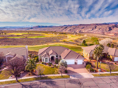Hurricane Single Family Home For Sale: 945 N Sky Mountain Blvd