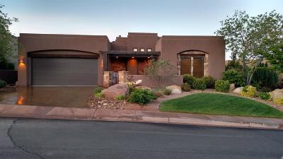 St George UT Single Family Home For Sale: $527,400