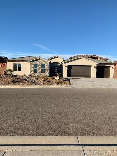 Washington Single Family Home For Sale: 838 W Sunset Mesa