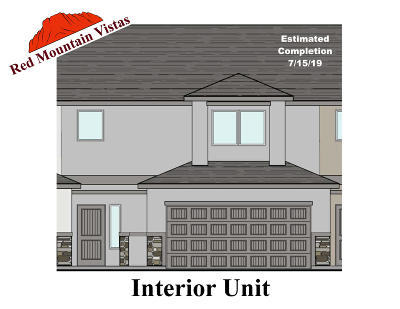 Ivins Single Family Home For Sale: 703 S Malorie Way #Lot #18