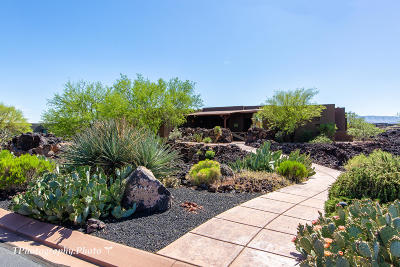 St George UT Single Family Home For Sale: $1,295,000