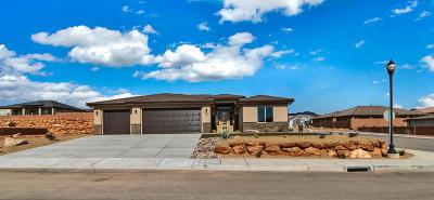 Washington Single Family Home For Sale: 782 W 1860 N