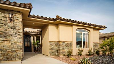 Washington Single Family Home For Sale: 1156 W Gecko Dr