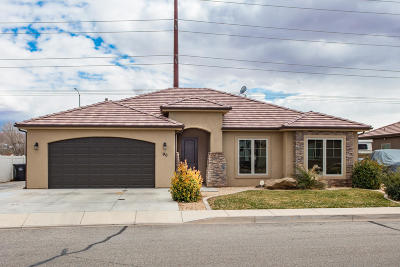 St George UT Single Family Home For Sale: $289,900