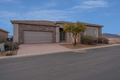 St George UT Single Family Home For Sale: $259,000