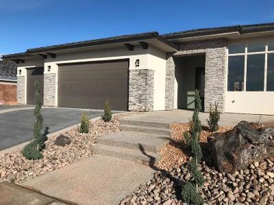 Washington Single Family Home For Sale: 692 W 1860 N