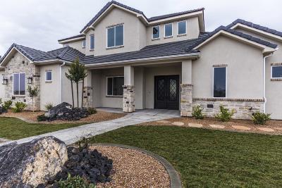 Washington Single Family Home For Sale: 258 W Blue Quartz Dr