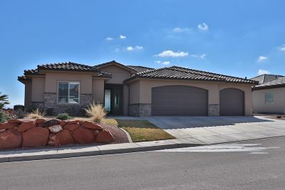 Washington Single Family Home For Sale: 803 W Sunset Mesa