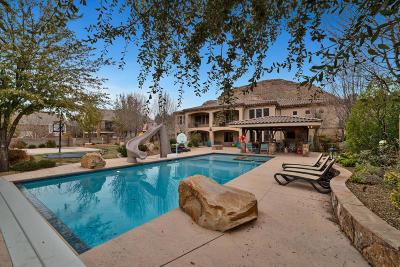 Washington Single Family Home For Sale: 646 Pocahontas Dr