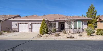 Sun River Single Family Home For Sale: 1602 W Wonderstone Dr